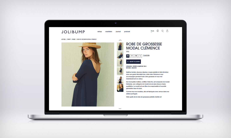 Jolibump - robes de grossesse