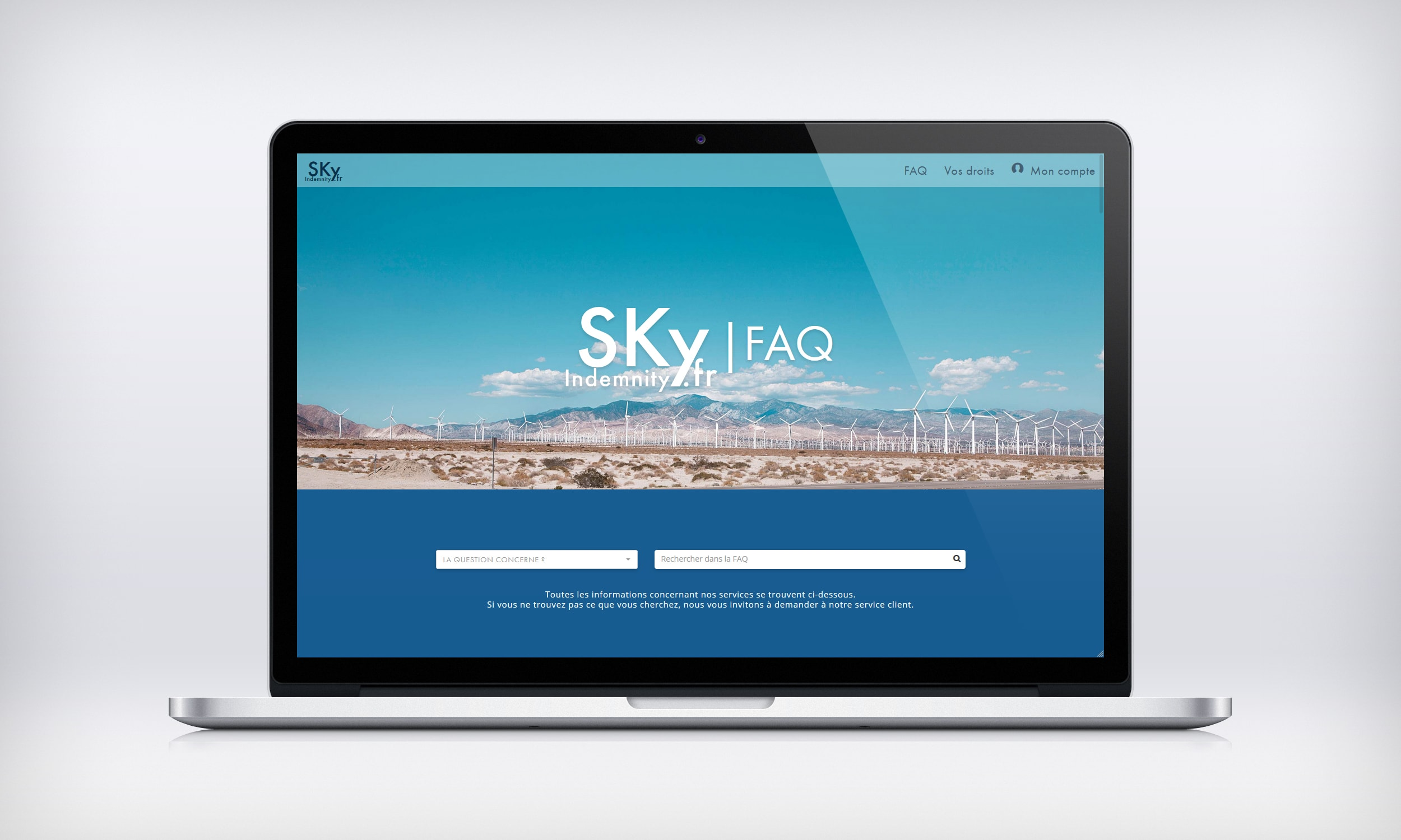 Sky indemnity faq